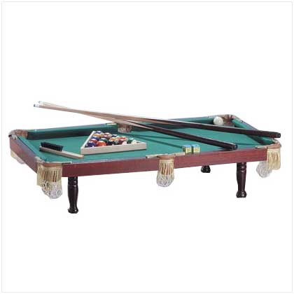 EXECUTIVE BILLIARD TABLE