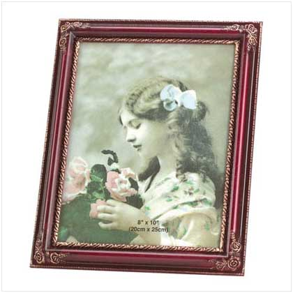 8X10 FINE POLISHED FRAME