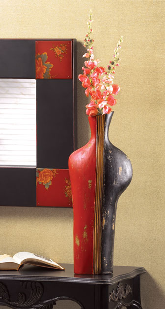 Asian Palace Vase Ensemble 9